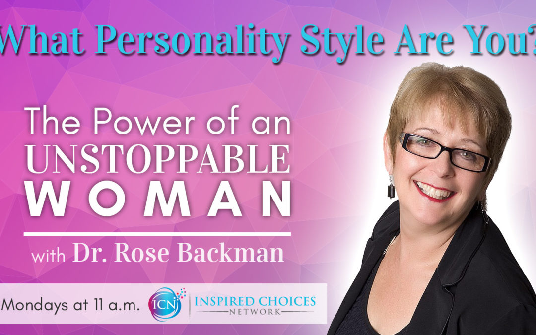 What Personality Style Are You?