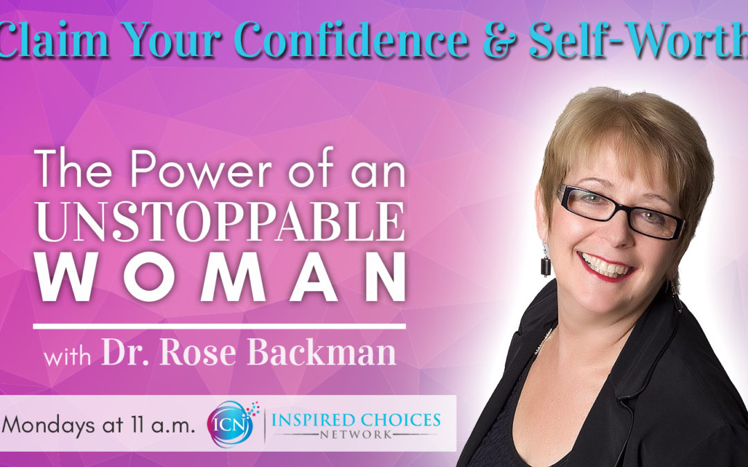 Claim Your Confidence and Self-Worth