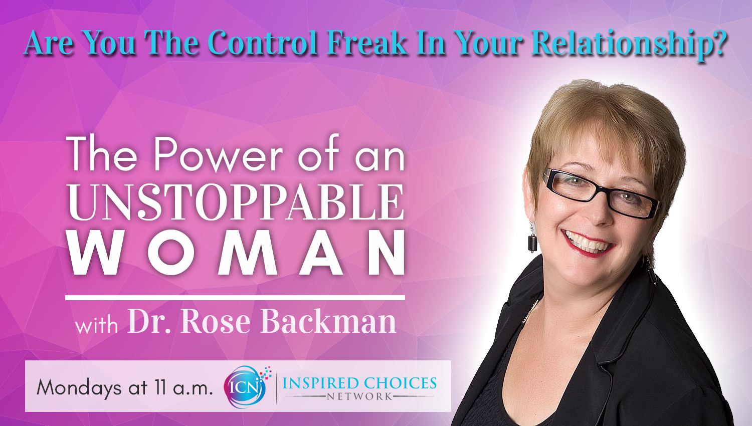 Are You The Control Freak In Your Relationship?